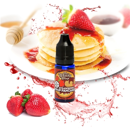 Big Mouth Aroma - Candy Shop Strawberry Syrup Pancakes 10ml