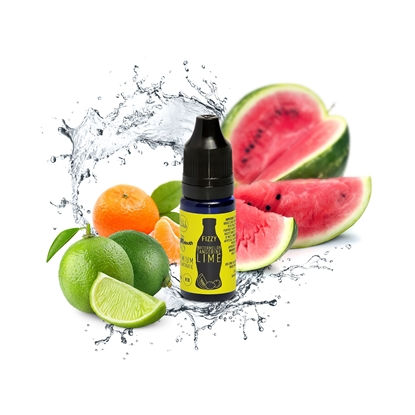 Big Mouth Aroma - Fizzy Watermelon Tangerine Lime - 10 ml