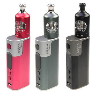 Aspire Zelos Kit 50 Watt + Nautilus 2 - 2500 mAh - 2,0 ml