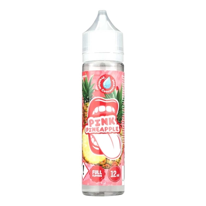 Big Mouth Aroma - Pink Pineapple - DIY - 12 ml