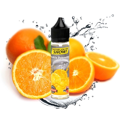E-Liquid Big Mouth - The Show! Freshly Squeezed - 50 ml