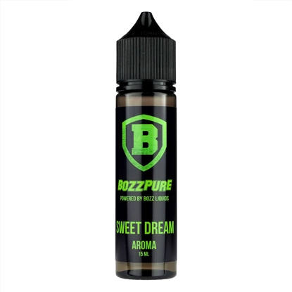 Bozz Pure Aroma Konzentrat - Sweet Dream - 15 ml ShortFill