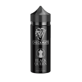 Dampflion - Checkmate - Black Queen - Aroma - 10 ml - DIY