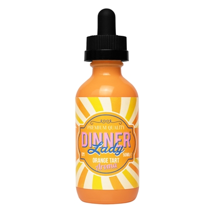 E-Liquid Dinner Lady - Orange Tart - 50 ml