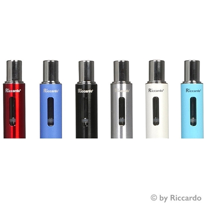 Riccardo® eGo ONE MICRO Clearomizer Ø 14 mm 1,3 ml