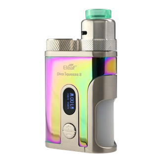 Eleaf Pico Squeeze 2 - Coral 2 - 100 W - 8 ml - Squonker Kit