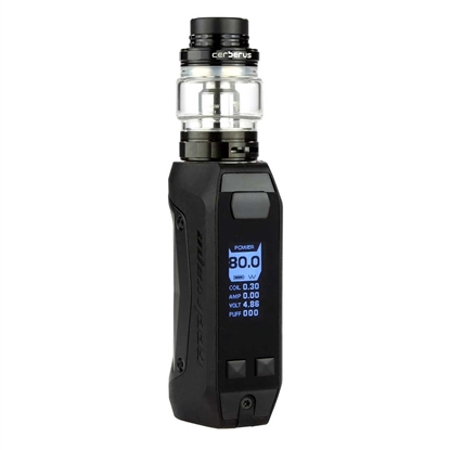 GeekVape AEGIS Mini + Cerberus Super Mesh Tank Kit - 80 Watt