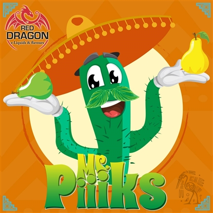 E-Liquid Mr. Piiiks by Red Dragon