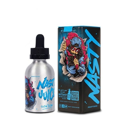 E-Liquid Nasty Juice Premium - Slow Blow - 50 ml