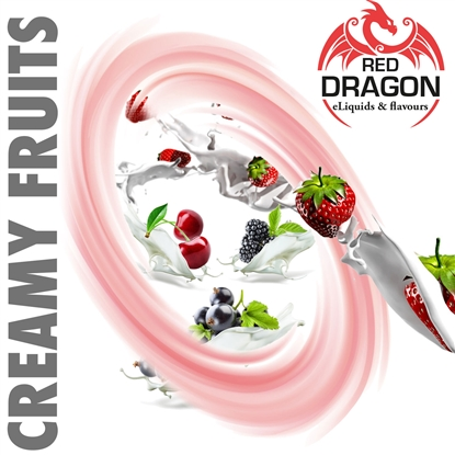 Aroma Konzentrat - Creamy Fruits by Red Dragon®