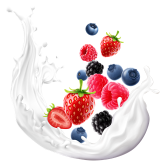 E-Liquid Creamy Fruits by Red Dragon