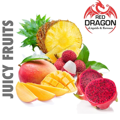 E-Liquid Juicy Fruits by Red Dragon®