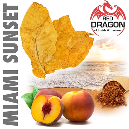 E-Liquid Miami Sunset by Red Dragon®