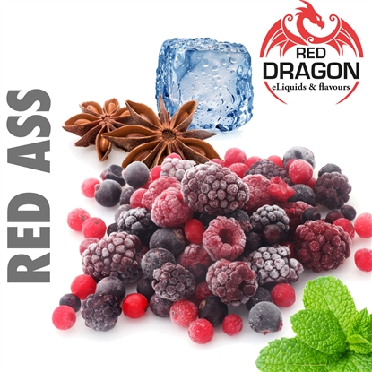 E-Liquid Red Ass by Red Dragon®