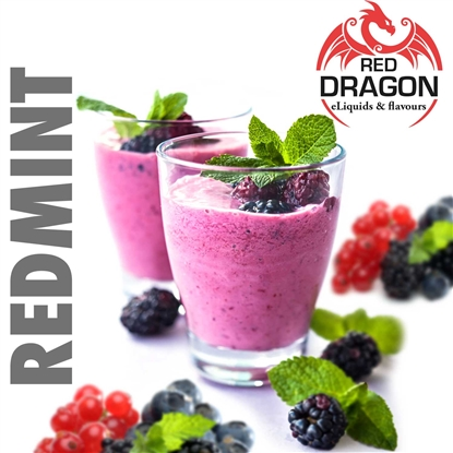 E-Liquid Redmint by Red Dragon®