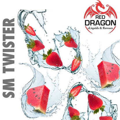 E-Liquid SM Twister by Red Dragon