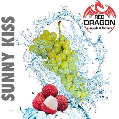 E-Liquid Sunny Kiss by Red Dragon®