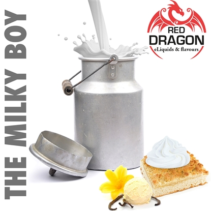 E-Liquid The Milky Boy by Red Dragon®