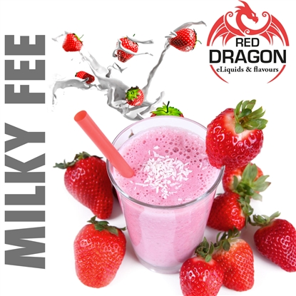 E-Liquid Milky Fee by Red Dragon