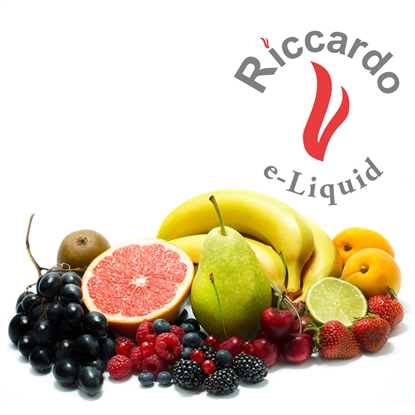 Riccardo E-Liquid Frucht Mix - tropic