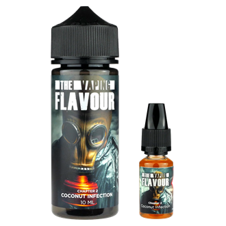The Vaping Flavour Aroma - Chapter 2- Coconut Infection 10ml