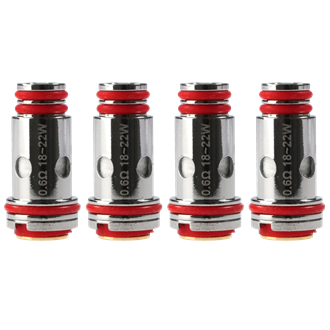Uwell Whirl Coils - NiChr - 4er Pack - MTL - 0,6 Ohm