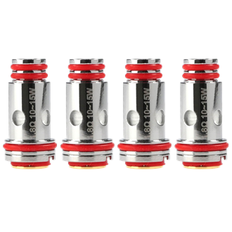 Uwell Whirl Coils - NiChr - 4er Pack - MTL - 1,8 Ohm