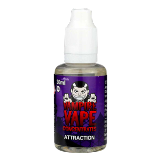 Vampire Vape Aroma Konzentrat - Attraction - 30 ml