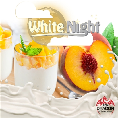 E-Liquid White Night by Red Dragon