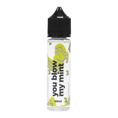 E-Liquid wrong - you blow my mint - 50 ml - DIY